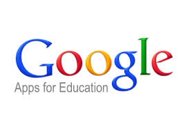 Google Apps for Education. Copyright Google Inc.