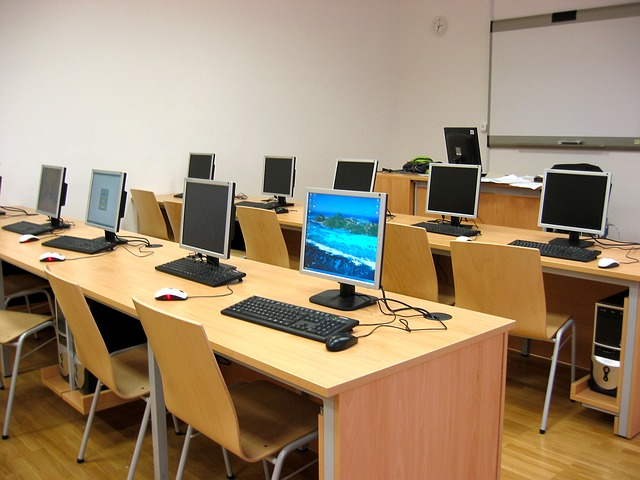 Computers Classroom