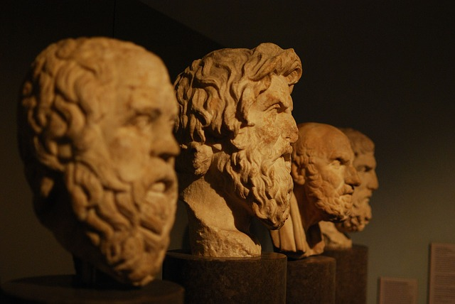 Philosophers Busts
